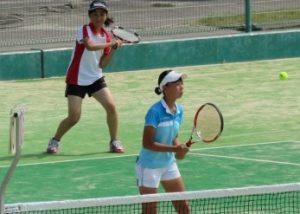 20160726テニス部女子団体戦