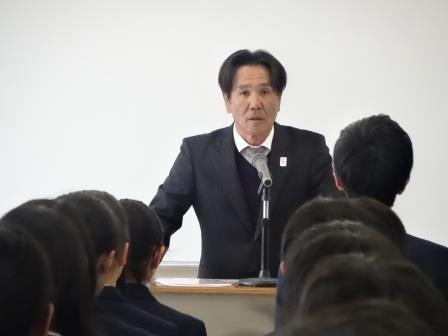 校長式辞best