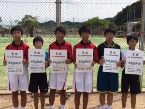 新人テニス①