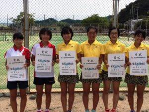 新人テニス②