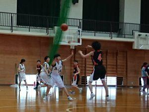 バスケ春季リーグ③