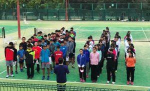 四国総体テニス①