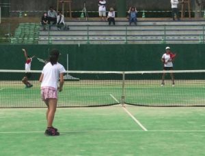 四国総体テニス②