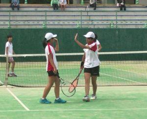 四国総体テニス③