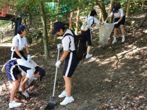 地域清掃②