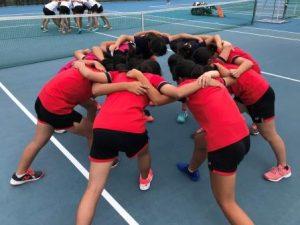 県総体テニス③