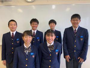 生徒会役員20191221