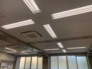 LED工事