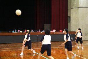 球技大会(1年) (3)