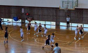 バスケ試合②